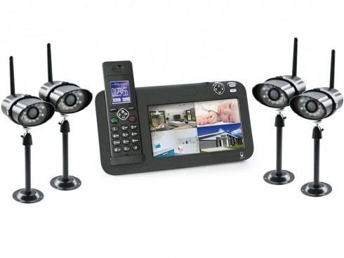 kit videosurveillance sans fil