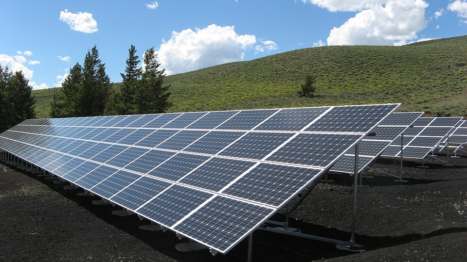 achat panneau solaire
